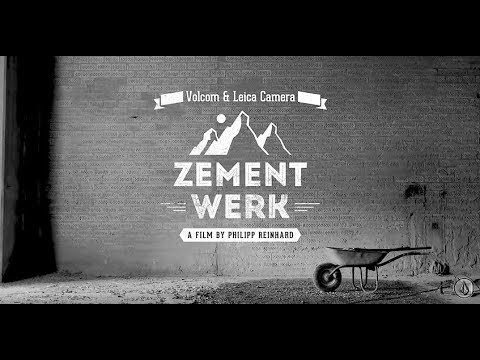 "The ""Zementwerk"" Project - Volcom"