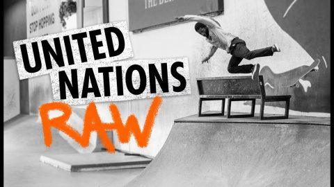 The Zero Skateboards Team Raw and Uncut | The Berrics