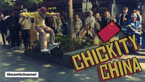 "theantichannel /// ""CHICKITY CHINA"" 