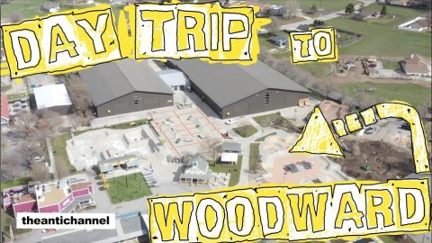 "theantichannel /// ""DAY TRIP TO WOODWARD"" 