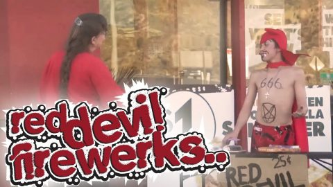 "theantichannel • EPISODE #3 ""Red Devil Firewerks"" 