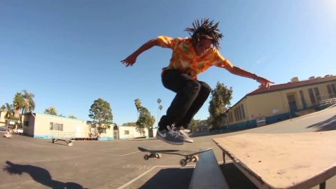 THEEVE TRUCKS | Spencer Semien | SURPLUS SKATE