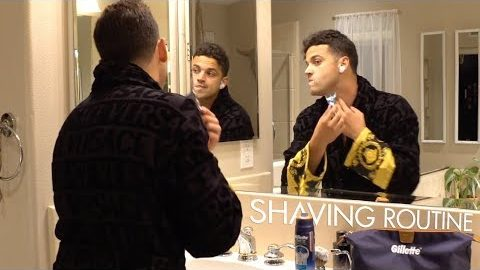 There's Always Time to Shave - Paul Rodriguez