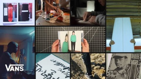 These Projects Are Ads for Creativity | VANS | Vans