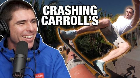 "They Destroyed Mike Carroll's House!! - ""Crashing Carroll's"" (Video Review) 