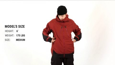 Thirtytwo TM Snowboard Jacket Fit Review – Tactics | Tactics Boardshop