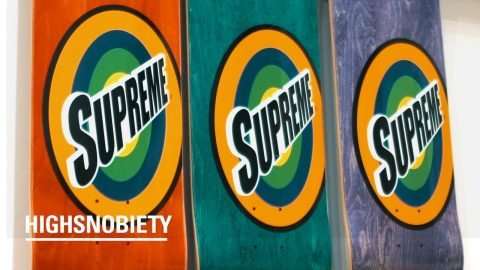 This $1 Million Supreme Collection Features Every Skate Deck Since 1998 | Highsnobiety