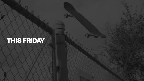 This Friday... Jart Presents - The Berrics