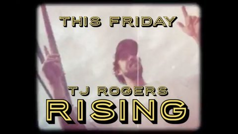 This Friday... TJ Rogers 'RISING' | The Berrics