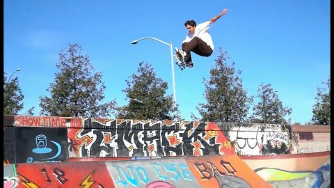 """This Is Skate Juice's World   """"Down Bad""""   The Berrics"""