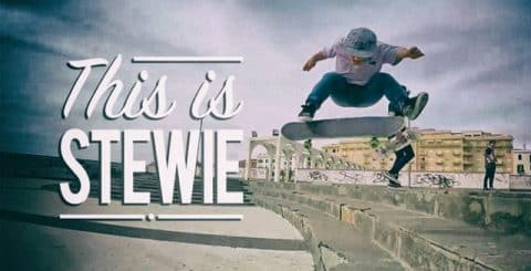 This is Stewie - Petar Stantchev videopart - Vimeo / share skateboarding's videos