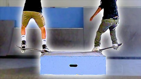 This is what you asked for.   Braille Skateboarding