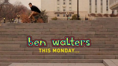 """This Monday... Ben Walters """"i AM blind"""" Part 