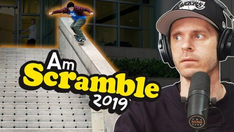"Thrasher's ""Am Scramble 2019"" (Video Review) 