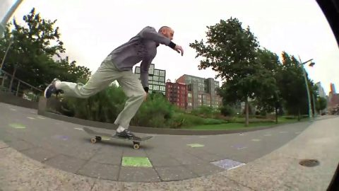 "Three Up Three Down Section from ""Ether"" 