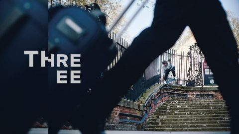 THREEE Episode 1 - SOLO Skateboard Magazine