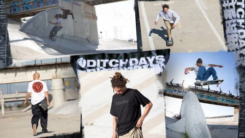 THUNDER TRUCKS : DITCH DAYS | Thunder Trucks