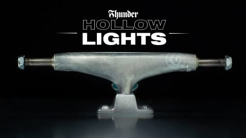 THUNDER TRUCKS: HOLLOW LIGHTS | Thunder Trucks