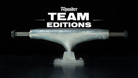 THUNDER TRUCKS : TEAM EDITIONS | Thunder Trucks