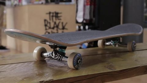 Thunder Trucks X Black Sheep Store - Lucien Costello | Black Sheep Skateboard Shop