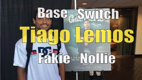 Tiago Lemos -Base-Switch-Fakie-Nollie- | IREC SKATEBOARDING