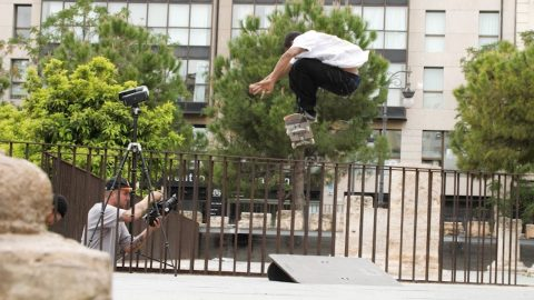 "Tiago Lemos' ""Crupie Wheels"" Part 