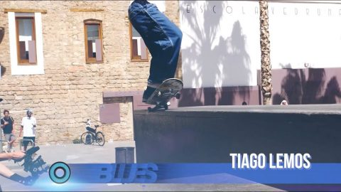 Tiago Lemos for the BLUES | Andalé Bearings