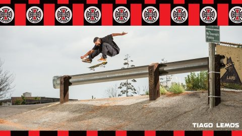 "Tiago Lemos: ""Indy Part"" 