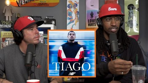 Tiago Lemos Leaves DC For New Balance!! | The Nine Club Highlights