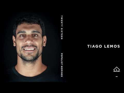 Tiago Lemos - Populist 2016 - The Berrics
