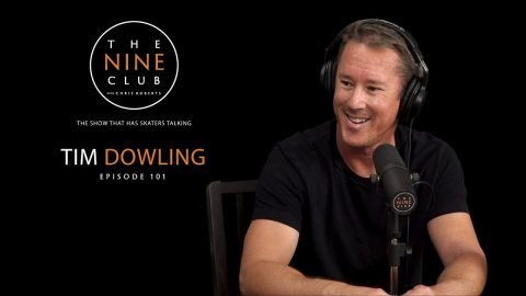 Tim Dowling | The Nine Club With Chris Roberts - Episode 101 | The Nine Club