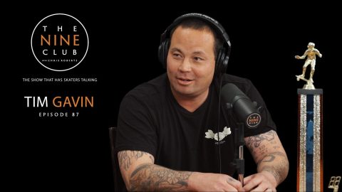 Tim Gavin | The Nine Club With Chris Roberts - Episode 87 - The Nine Club