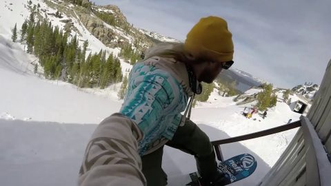 TIM HUMPHREYS for FP INSOLES SNOWBOARDING | Footprint Insole Technology
