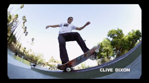 TIME TO GRIND: Clive Dixon & Friends | Independent Trucks