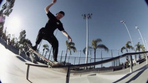 TIME TO GRIND: Nate Greenwood | Independent Trucks