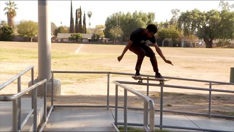 Tislam Smith | Bones Bearings
