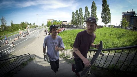 Titus Destroy the Spot Zoetermeer (Rob Maatman, Tim Zom, Woody Hoogendijk) | Flatspot Magazine