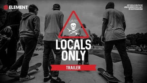 Titus Locals Only Competition 2017 - Trailer - Titus