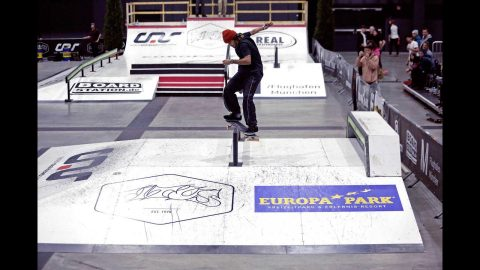 Titus Locals Only Competition Finale 2019   Europapark Rust   Titus
