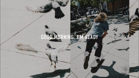 Titus Skateboards: GOOD MORNING, I'M READY | Titus