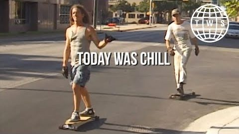 Today Was Chill, Day 2 | Austin, Texas Skateboarding | TransWorld SKATEboarding