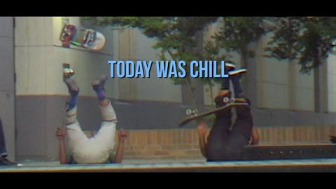 Today Was Chill, Day 7 | Skateboarding in Austin, Texas | TransWorld SKATEboarding
