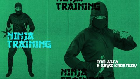 Tom Asta & Sewa Kroetkov - Ninja Training | The Berrics