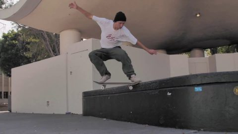 Tom Asta Skates The West LA Courthouse | Ricta Wheels