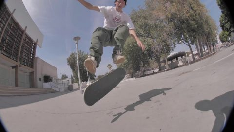 Tom Asta West LA Courthouse Ledges | Smooth Cuts | Ricta Wheels