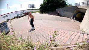 Tom Day Bath Salts Part with title FINAL | Heroin Skateboards