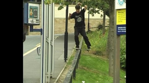 Tom O'Driscoll - Panasonic Youth | Vague Skate Mag