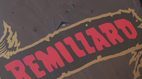 Tom Remillard Lit AF Pro Board | Santa Cruz Skateboards