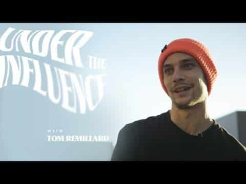 Tom Remillard - Under The Influence - The Berrics