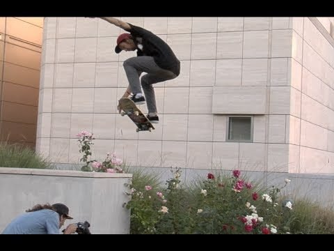 Tom Rohrer fs Halfcab Crail Grab School Gap Raw Uncut - E. Clavel